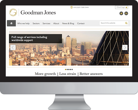 goodman jones mac screen 2015