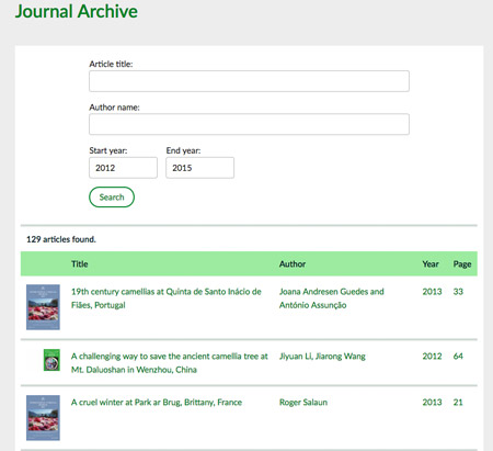 ics jornal archive search