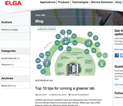 elga blog