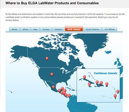 Elga labwater elaga world map gumiabroncs Gallery