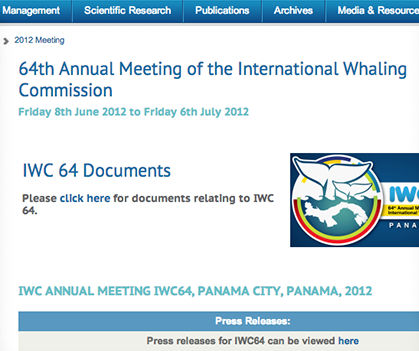 iwc documents