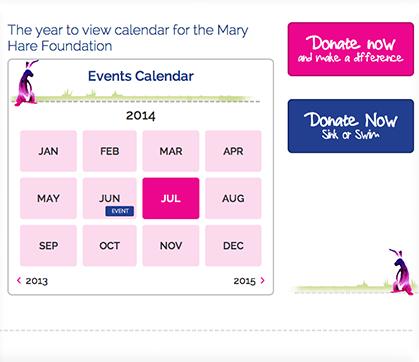 mary hare foundation events diary